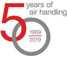 50 years of air handling